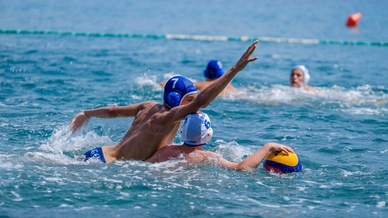 16th  Traditional International Water Polo Tournament Entitled