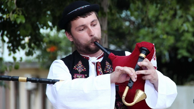 International Bagpipe Festival