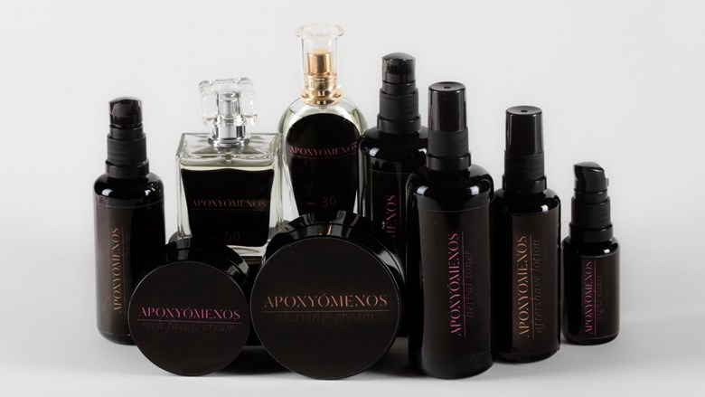 Apoxyomenos natural cosmetics
