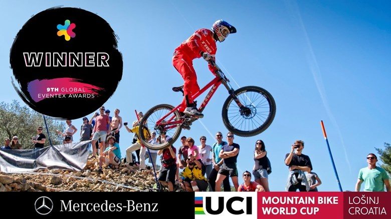 Eventex: Mercedes-Benz UCI Mountain Bike World Cup Lošinj najbolje sportsko događanje