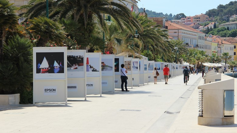 Open Air Exhibition Entitled Friends of the Sea