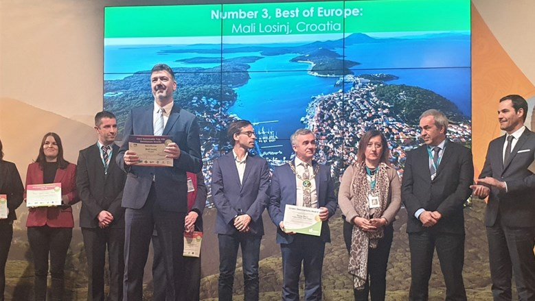 Top 100 Green Destinations 2019.