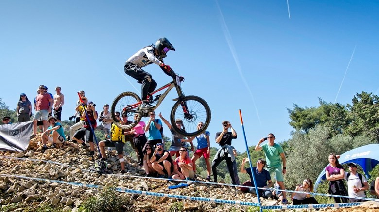 Mercedez-Benz UCI Mountain Bike Downhill World Cup Lošinj 2020