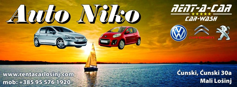 Rent a car Niko