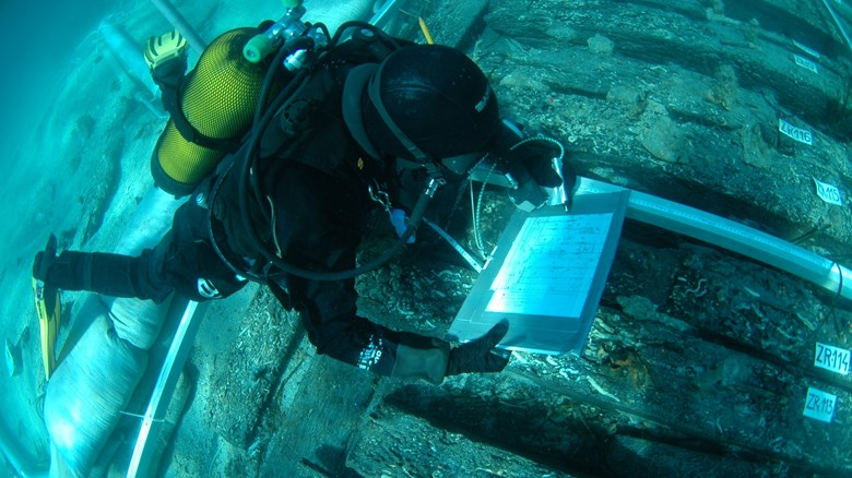 Underwater archaeological sites of the Lošinj archipelago