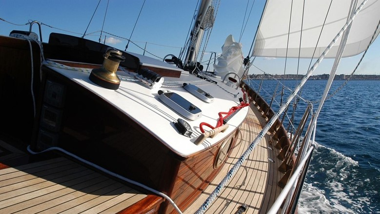 Sailing yacht Catriona II (daily trips)