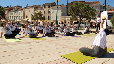Yoga Day - Mali Lošinj
