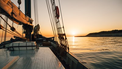Sunset and Guided Tour on the Nerezinac Lugger