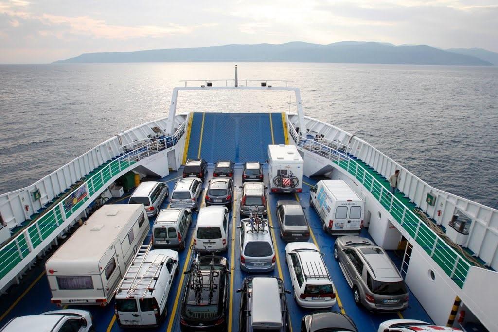 Ferry Brestova Istra Porozina Cres