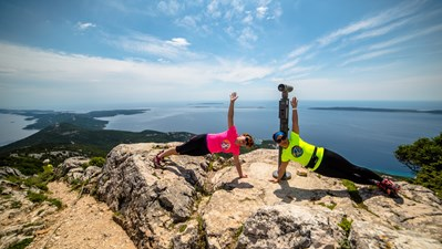 Outdoor activities on Lošinj - choose your own!