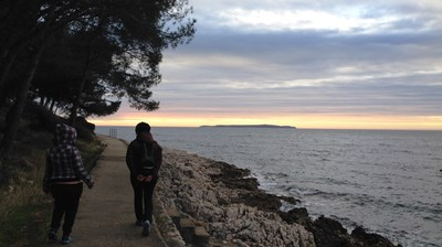 Winter on the island of Lošinj - package deal